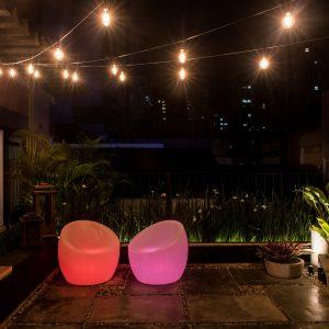 Joao Pedro e Isadora Vidal - Lampada Retro - Casa Design - Juiz de Fora - 2018