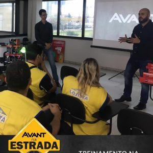 Treinamento - Casa do Lojista - São José dos Campos - SP - 2019 -