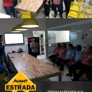 Treinamento - Cazanova - Recife - PE - 2019
