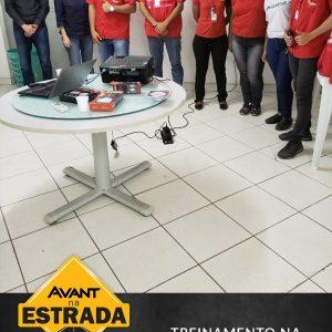 Treinamento - Dalla Bernardina - Vila Velha - ES -2019