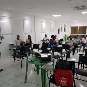 Treinamento - Eletrica Baiana - Salvador - BA - 2019