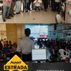 Treinamento - Eletrica Universo - São José dos Campos - SP - 2019