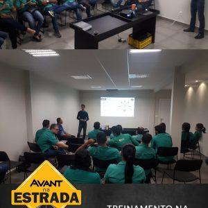 Treinamento - Eletro fios - Cuiabá - MT - 2019