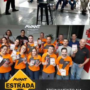 Treinamento - Eletroferro - Guarulhos - SP - 2019