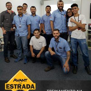 Treinamento - Eletrovan - Serra - ES -2019