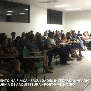 Treinamento FIMCA - Porto Velho - RO - 2019