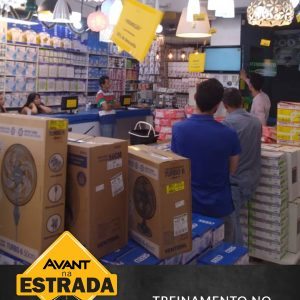 Treinamento Mundo do LED - Rio de Janeiro - RJ - 2019
