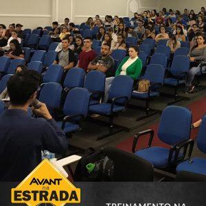 Treinamento - Uniderp - Campo Grande - MS - 2019