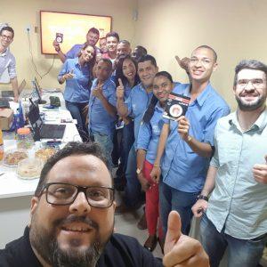 Treinamento Vendas - IP Cabos - Salvador - BA - 2019