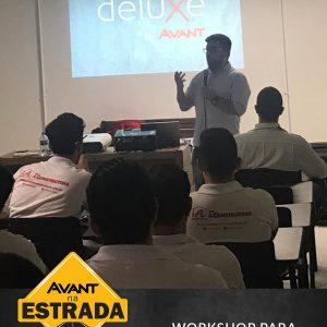 Workshop - Arquitetor e Vendedores - Construtora - Mossoró - RN - 2019