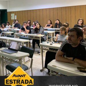 Workshop - Ces - JF - Juiz de Fora - MG - 2019