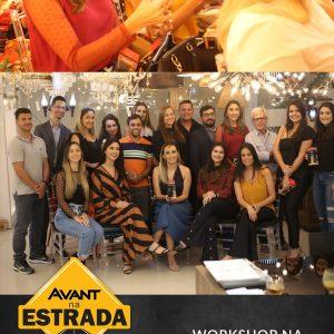 Workshop - Cristal Iluminação - João Pessoa - PB - 2019