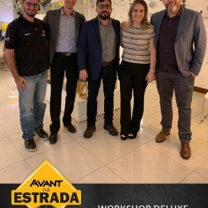 Workshop Deluxe - 50 Arquitetos Designers - Cristallo Transmicristallo - Natal - RN - 2019