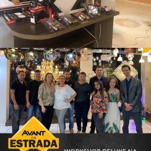 Workshop Deluxe - Shop do Lustre - Manaus - AM - 2019
