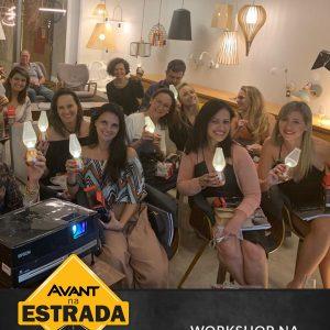 Workshop - Kristall Iluminação - Juiz de Fora - MG - 2019 -