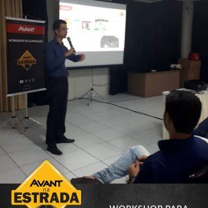 Workshop - Lojistas de Iluminação - Natal - RN - 2019 -