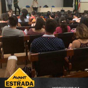Workshop - UFAM - Arquitetura - Manaus - AM - 2019 -