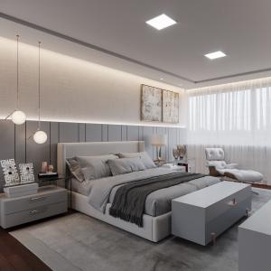 Arquiteta Yara rantes - Render pelo Manuel Vitorio - Pendente Pérola Brinco - 2021